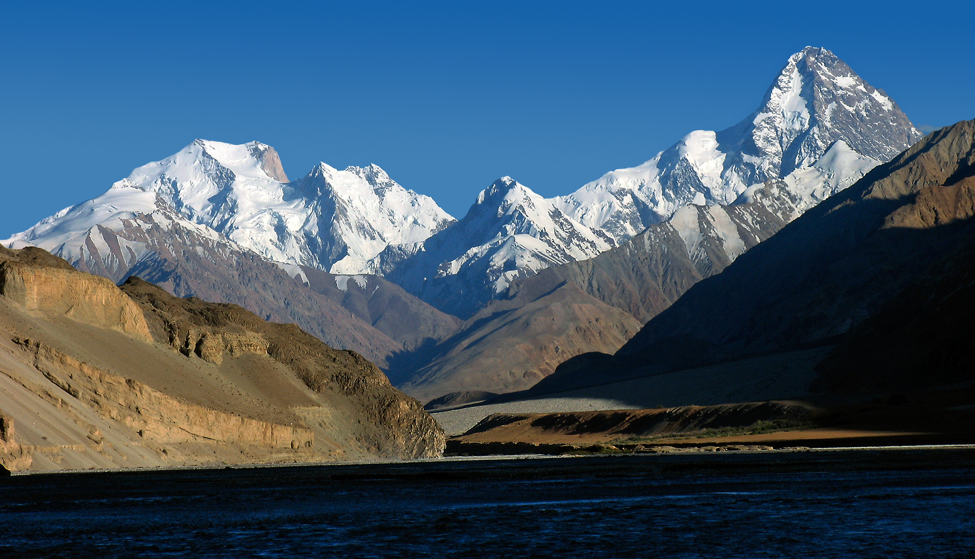 Beek K 2 Karakorum Muztagh